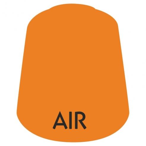 Citadel Air - Pyroclast Orange Clear Citadel Air