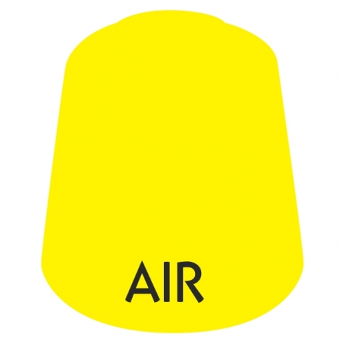 Citadel Air - Flash Gitz Yellow Citadel Air