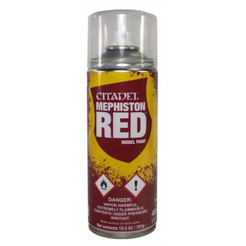 Citadel Primer - Mephiston Red Spray