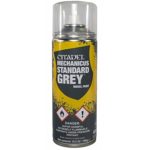 Citadel Primer - Mechanicus Standard Grey Spray