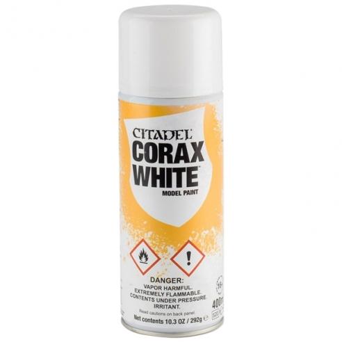 Citadel Primer - Corax White Spray