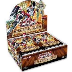 Iperattività Fulmine - Display 24 buste (ITA - 1a Edizione) Box di Espansione Yu-Gi-Oh!
