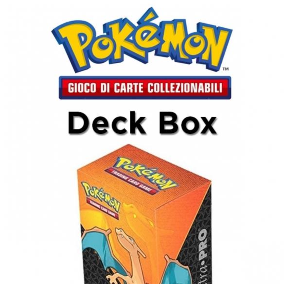 Ultra Pro - Deck Box - Charizard Deck Box