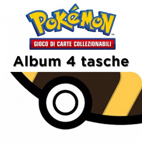 Ultra Pro - Album 4 tasche - Ultra Ball Album