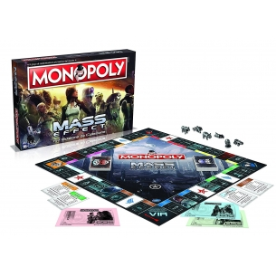 WINNING MOVIES - MONOPOLY MASS EFFECT - ITALIANO  - Winning Moves 47,90 €
