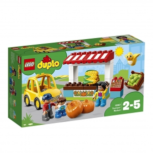 Lego Duplo 10867 - Town il Mercatino Biologico LEGO 19,90€