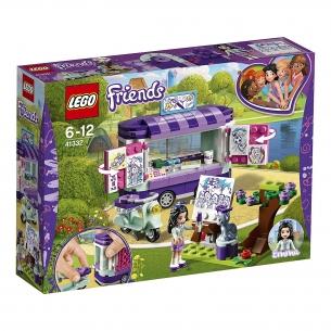 Lego Friends 41332 - Stand Dell'Arte di Emma LEGO 19,90€