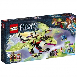 Lego Elves 41183 - Il Drago Malvagio del Re Goblin  - LEGO 32,90 €