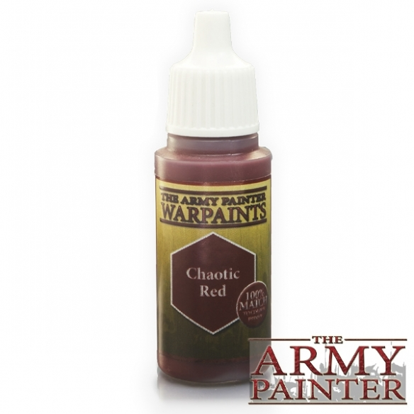 The Army Painter - Chaotic Red (18ml) The Army Painter