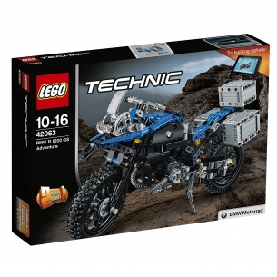 LEGO Technic 42063 - Bmw R 1200 Gs Adventure LEGO 54,90 €