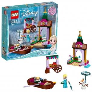 Lego Disney Princess 41155 - Avventura al Mercato di Elsa  - LEGO 22,90€