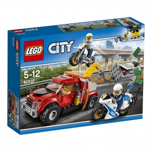 Lego City 60137 - Tow Truck Trouble LEGO 22,90 €