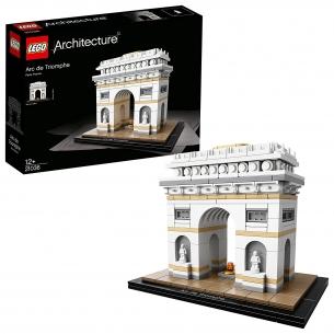 Lego Architecture 21036 - Arc de Triomphe LEGO 34,90€