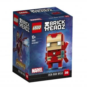 LEGO Brickheadz 41604 - Iron Man LEGO 12,90€
