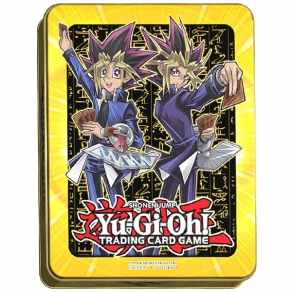 Yugi Muto e Yami Yugi - Mega Tin 2017 (ITA) Tin e Confezioni Speciali
