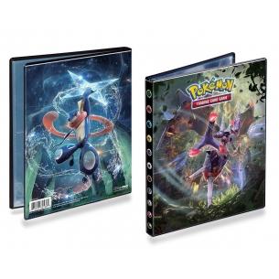 Raccoglitore a 4 Tasche - Pokémon Sole e Luna Apocalisse di Luce  - Ultra Pro 7,90€