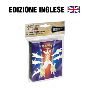 Mini Raccoglitore + Bustina IN INGLESE - Pokémon Sole e Luna Apocalisse di Luce  - Pokèmon 7,90€