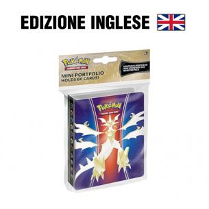 Mini Raccoglitore + Bustina IN INGLESE - Pokémon Sole e Luna Apocalisse di Luce Pokèmon 7,90€
