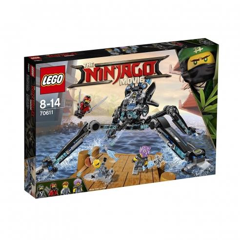 Lego Ninjago 70611 - Idropattinatore