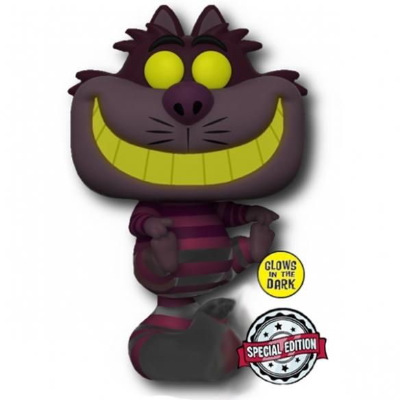 Funko Pop - Cheshire Cat - Alice in Wonderland (Special Edition) (Glows in the Dark) (Esclusiva Fantàsia) Funko