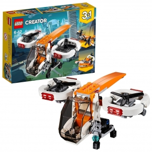 Lego Creator 31071 - Drone Esploratore LEGO 12,90€