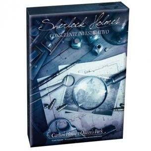 Sherlock Holmes Consulente Investigativo - Carlton House & Queen's Park Investigativi e Deduttivi