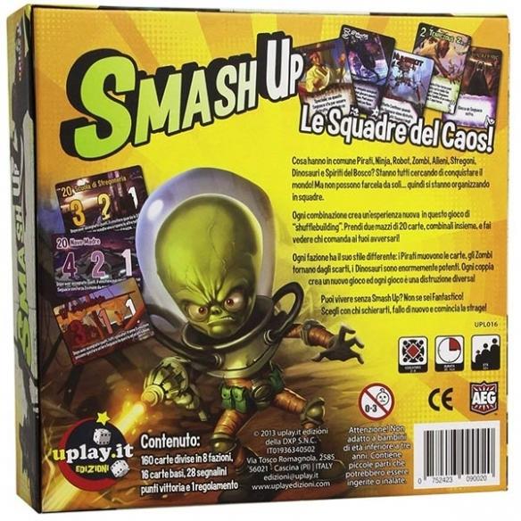 Smash Up Giochi di Carte