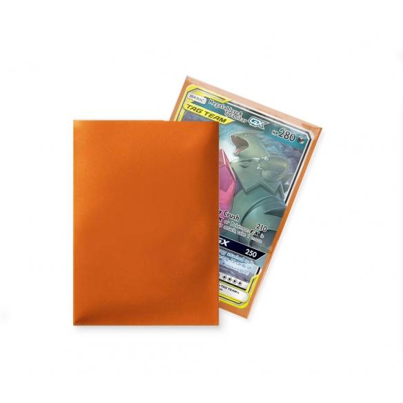 Dragon Shield - Classic Orange - Standard (100 bustine) Bustine Protettive