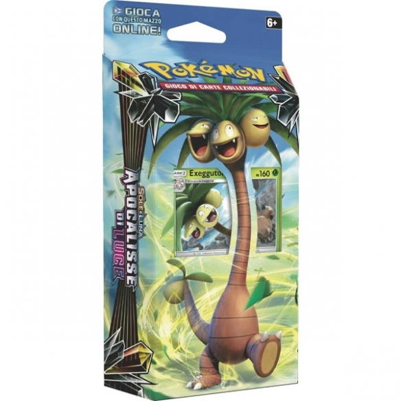Supremazia Tropicale (Exeggutor Di Alola) - Mazzo Apocalisse Di Luce (ITA) Mazzi Precostruiti Pokémon