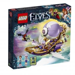 LEGO Elves 41184 - La Barca Volante di Aira e l'Inseguimento dell'Amuleto LEGO 44,90€