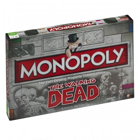 Monopoly - The Walking Dead (ENG) Grandi Classici