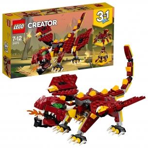 Lego Creator 31073 - Creature Mitiche LEGO 16,90€