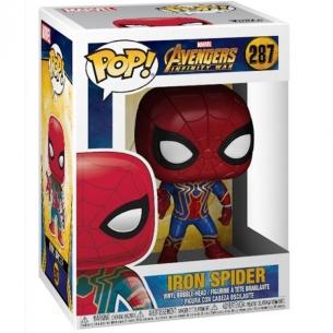 Funko Pop 287 - Iron Spider - Avengers Infinity War POP!