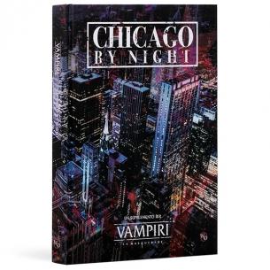 Vampiri La Masquerade - Chicago By Night (Espansione) Vampiri La Masquerade