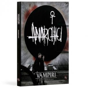 Vampiri La Masquerade - Anarchici (Espansione) Vampiri La Masquerade