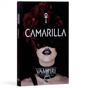Vampiri La Masquerade - Camarilla (Espansione) Vampiri La Masquerade