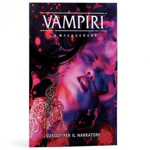 Vampiri La Masquerade - Schermo Del Narratore E Sussidi Vampiri La Masquerade