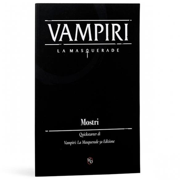 Vampiri La Masquerade - Mostri Vampiri La Masquerade