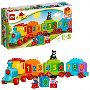 Lego Duplo 10847 - Il Treno dei Numeri LEGO 22,90€