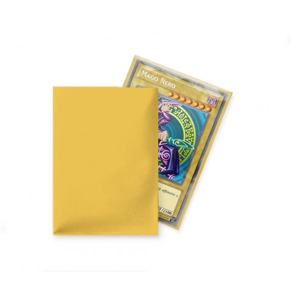 Ultra Pro - Matte Yellow - Small Japanese (60 bustine) Bustine Protettive