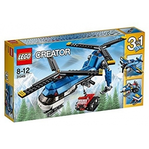 Lego Creator 31049 - Elicottero Bi-Elica LEGO 34,90€