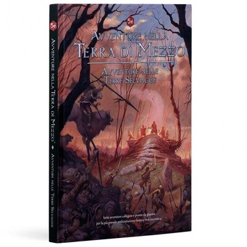 Avventure Nella Terra Di Mezzo - Avventure Nelle Terre Selvagge (Espansione) Avventure Nella Terra di Mezzo