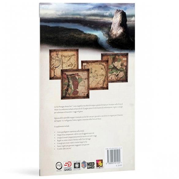 Avventure Nella Terra Di Mezzo - La Via Prosegue Senza Fine (Espansione) Avventure Nella Terra di Mezzo