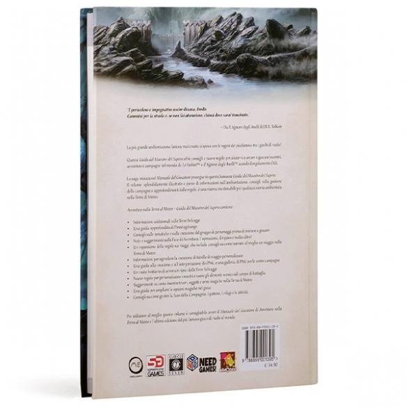 Avventure Nella Terra Di Mezzo - Guida Del Maestro Del Sapere Avventure Nella Terra di Mezzo