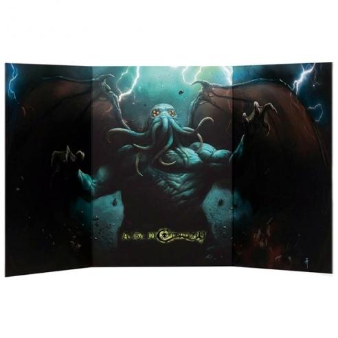 Alba Di Cthulhu - Schermo Del Game Master Alba di Cthulhu