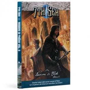 7th Sea - Nazioni Di Théah Vol. 2 (Espansione) 7th Sea