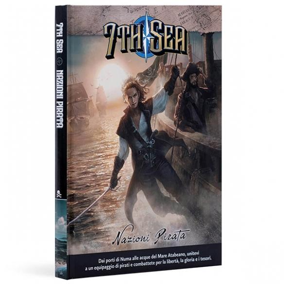 7th Sea - Nazioni Pirata (Espansione) 7th Sea