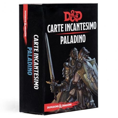 D&D - Carte Incantesimo - Paladino Carte