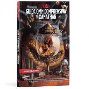 D&D - Guida Omnicomprensiva di Xanathar Manuali