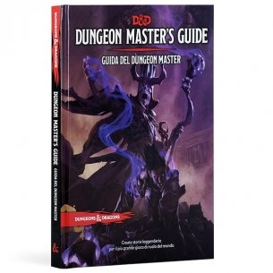 Dungeons & Dragons - Guida Del Dungeon Master Manuali